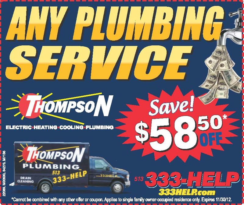 Plumbing Ads